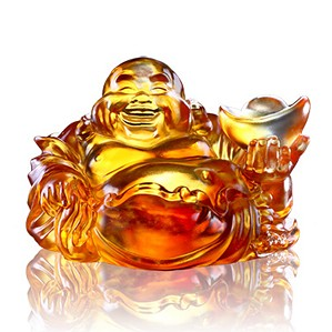 Liuli Crystal-Come Joy and Fortune