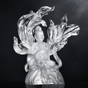 Liuli Crystal-Quiet Contemplation