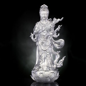 Liuli Crystal-Great Wisdom Removes Fear