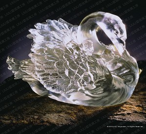 Liuli Crystal-Carrying Through All - Swan (Love of a Mother)