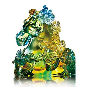 Liuli Crystal-Heart of the Vast Sea