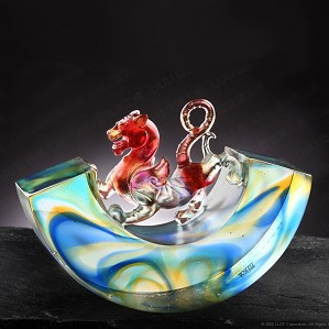 Liuli Crystal-Mythical Creature (Ambition) - A Rollicking World, A Progressive Heart