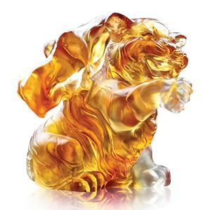 Liuli Crystal-Lovely Tiger