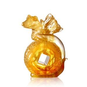 Liuli Crystal-Come Joyous Fortune