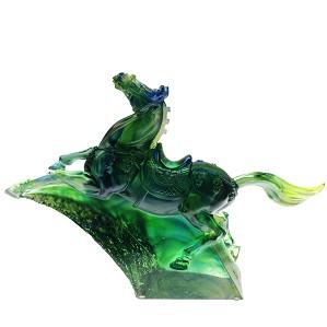 Liuli Crystal-Heroic Virtue