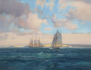 Paul Landry-Sailing Home
