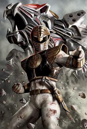 Carlos Dattoli-White Ranger