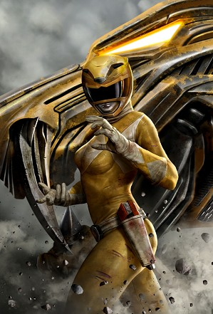Carlos Dattoli-Yellow Ranger