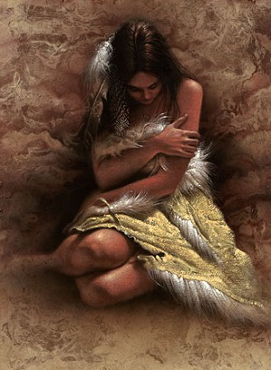 Lee Bogle-Quiet Solitude Artist Proof Hand Enhanced