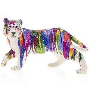 Jay Strongwater-Julius - Grand Jewel Tiger Figurine