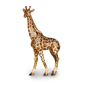 Jay Strongwater-Edgar Giraffe Figurine