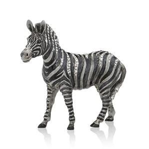 Jay Strongwater-Stanley Zebra Figurine