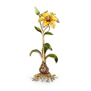 Jay Strongwater-Delphina Lily Objet