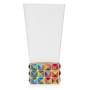 Jay Strongwater-Opus - Pyramid Vase