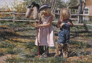 Steve Hanks-Country Girls