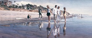 Steve Hanks-Raising Daughters