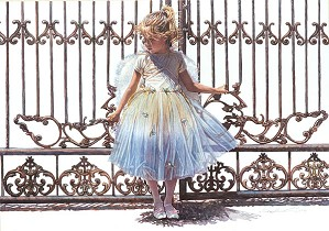 Steve Hanks-Hold Onto the Gate