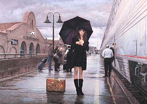 Steve Hanks-There Are Places to Go