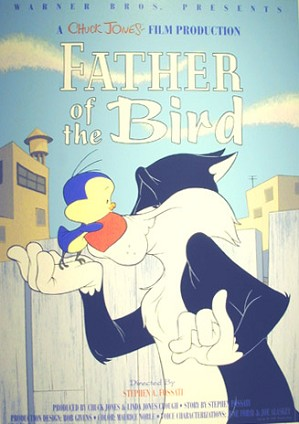 Chuck Jones-Father Of The Bird
