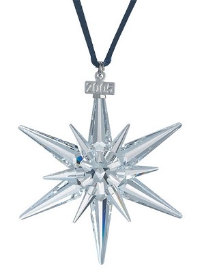 Swarovski-Annual 2005 Ornament