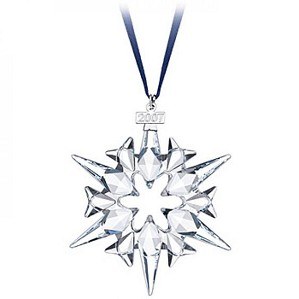 Swarovski Crystal-Annual 2007 Ornament