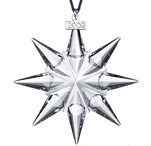 Swarovski Crystal-Annual 2009 Ornament