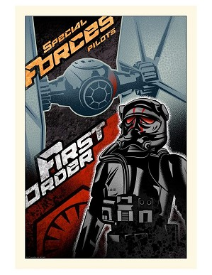 Mike Kungl-First Order From Lucas Films Star Wars