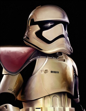 Brian Rood-First Order Trooper