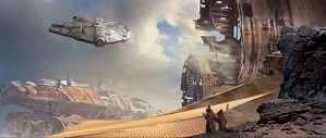 Stephan Martiniere-Through the Wreckage