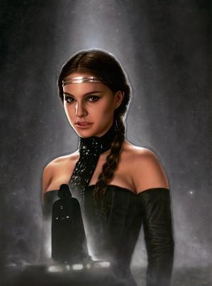 Lucas Films Star Wars Art