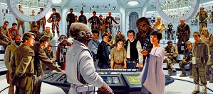 Ralph McQuarrie-Plan of Attack (large)