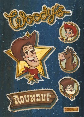 Trevor Carlton-Woodys Roundup Deluxe