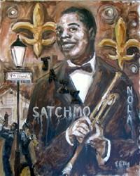 Ted Ellis-Satchmo Jazz