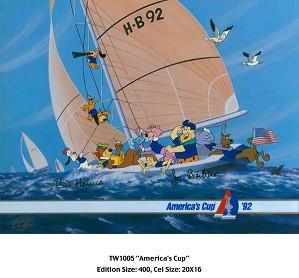 Hanna & Barbera-American's Cup