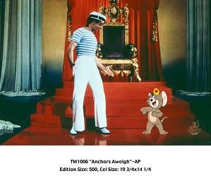 Hanna & Barbera-Anchors Aweigh