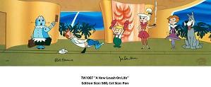 Hanna & Barbera-A New Leash on Life
