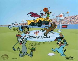 Hanna & Barbera-Doggone Dog Fight