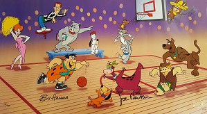 Hanna & Barbera-Fast Break
