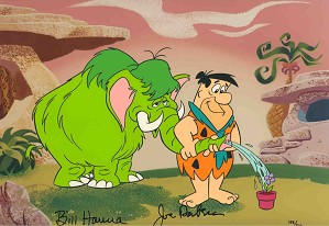 Hanna & Barbera-Flintstones Fleur From The Flinstones