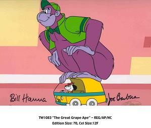 Hanna & Barbera-The Great Grape Ape