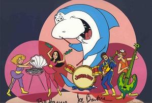 Hanna & Barbera-Jabberjaw
