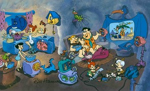 Hanna & Barbera-Wacky Inventions From The Flinstones