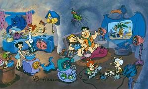 Hanna & Barbera-Wacky Inventions From The Flinstones