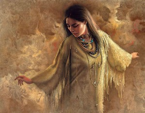 Lee Bogle-The Dancing Princess Artist Proof Hand Enhanced