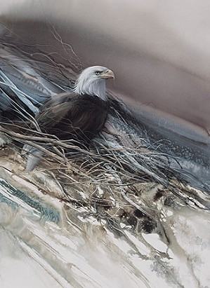 Lee Bogle-The Noble One Artist Proof Hand Enhanced