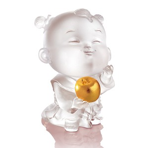 Liuli Crystal-Doll of Peace Loving - Baby Peace