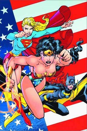 Jim Lee-Heroines of the DC Universe