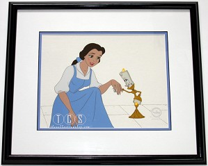 WDCC Disney Classics-Beauty And The Beast Enchanted
