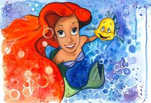 Disney Artist Brian Rood