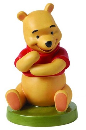 WDCC Disney Classics-Winnie the Pooh Silly Old Bear